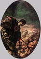 Elisha Multiplies the Bread - Jacopo Tintoretto (Robusti)