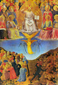 Universal Judgement Triptych 3 - Angelico Fra