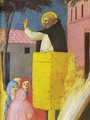 Triptych St. Peter Martyr (detail) - Angelico Fra