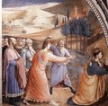 The Stoning of St Stephen - Angelico Fra