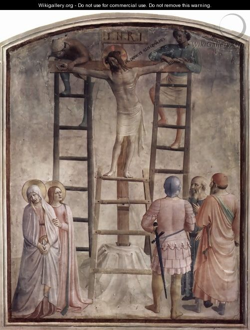 The Crucifixion of Chris - Angelico Fra