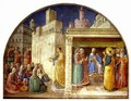 St. Stephen Preaching - Angelico Fra