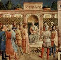 St Lawrence on Trial - Angelico Fra