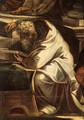 Christ before Pilate [detail 1] - Jacopo Tintoretto (Robusti)