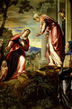 The Visitation 1 - Jacopo Tintoretto (Robusti)