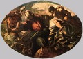 The Sacrifice of Isaac - Jacopo Tintoretto (Robusti)