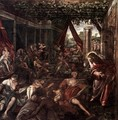 The Probatic Pool - Jacopo Tintoretto (Robusti)