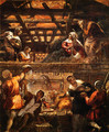The Adoration of the Shepherds - Jacopo Tintoretto (Robusti)
