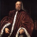 Portrait of a Procurator of St Mark's - Jacopo Tintoretto (Robusti)