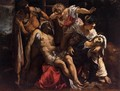 Lamentation over the Dead Christ - Jacopo Tintoretto (Robusti)