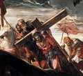 The Ascent to Calvary (detail) - Jacopo Tintoretto (Robusti)