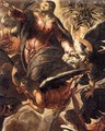 The Ascension (detail 2) - Jacopo Tintoretto (Robusti)