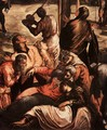 Crucifixion (detail 3) - Jacopo Tintoretto (Robusti)