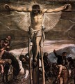 Crucifixion (detail 2) - Jacopo Tintoretto (Robusti)