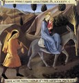 Flight into Egypt - Giotto Di Bondone