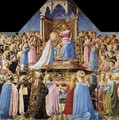Coronation of the Virgin 2 - Giotto Di Bondone