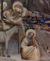 Christ's birth - Giotto Di Bondone