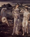 The appointment of Perseus - Sir Edward Coley Burne-Jones