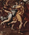The Rape of the Sabine women, detail - Nicolas Poussin