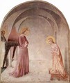 Preaching with St. Dominic - Angelico Fra