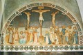 Crucifixion and Saints - Angelico Fra
