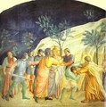 Arrest of Christ - Angelico Fra