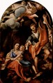Madonna della Scodella, scene, resting on the flight to Egypt - Correggio (Antonio Allegri)