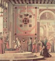 The parting of the envoys - Vittore Carpaccio
