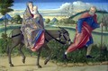 The Flight into Egypt - Vittore Carpaccio