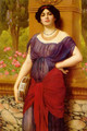 Tympanistria 2 - John William Godward