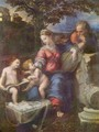 Holy Family below the Oak - Raphael