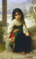 The little beggar - William-Adolphe Bouguereau