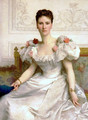 Madam the Countess of Cambaceres - William-Adolphe Bouguereau