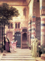 Old Damascus, Jew's Quarter - Lord Frederick Leighton