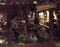 Granada, The Weavers - John Singer Sargent