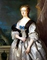 Portrait of Maria Skerret second wife of Sir Robert Walpole - Jean Baptiste van Loo