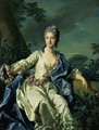 The Comtesse de Beaurepaire 1776 - Louis Michel van Loo