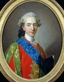 Portrait of Dauphin Louis of France 1754-93 aged 15 1769 - Louis Michel van Loo