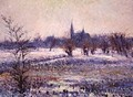 White Frost 1909 2 - Gustave Loiseau
