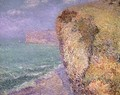 Cliffs at Grainval 1902 - Gustave Loiseau