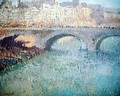 View of the Pont Neuf - Gustave Loiseau