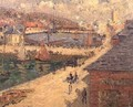The Port of Fecamp 1924 - Gustave Loiseau