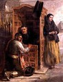 Confession 1862 - Edwin Longsden Long