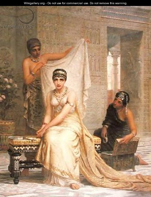 Queen Esther 1878 - Edwin Longsden Long