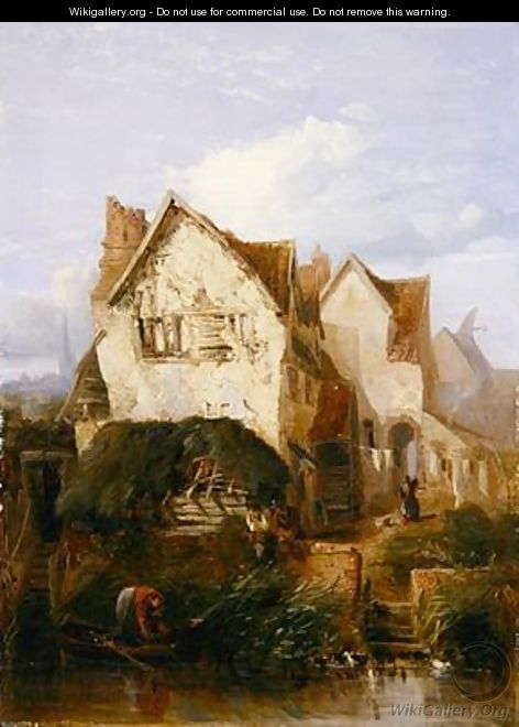 A View near Norwich - Thomas Lound
