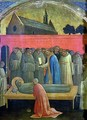 The Death of St Francis - Fra (Guido di Pietro) Angelico