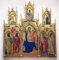 Madonna and Child with Saints - Fra (Guido di Pietro) Angelico