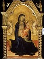 Madonna and Child 1400 - Fra (Guido di Pietro) Angelico
