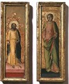 St Peter and St Paul - Bicci Di Lorenzo