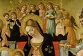 The Marriage of Saint Catherine of Siena - d